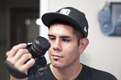portrait 1001 (djericray) Tags: selfportrait blackwhite downtown latino hispanic sanantoniotexas nikkor50mm18f nikkor105mmf28fisheye nikond90 d7000 nikond7000 djericray djphrost