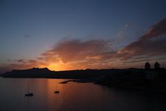 Moraira sunset (Villa La Marina, Moraira) Tags: summer holiday spain villa moraira costablanca lamarina elportet