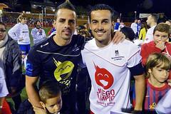 Vitolo y Pedro