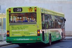 58 (Callum Colville's Lothian Buses) Tags: get bus buses edinburgh president there dennis dart greener lothian lothianbuses plaxton edinburghbus dennins