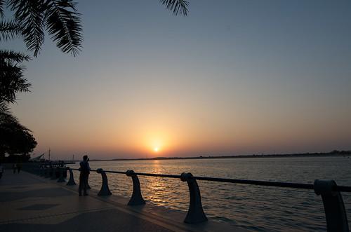Abu Dhabi Corniche ©  Still ePsiLoN