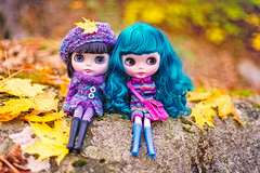 Autumn girls