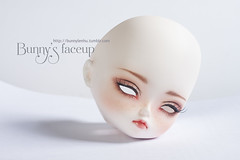 LeekeWorld Iris (Bunny L Nh) Tags: iris bjd faceup leekeworld