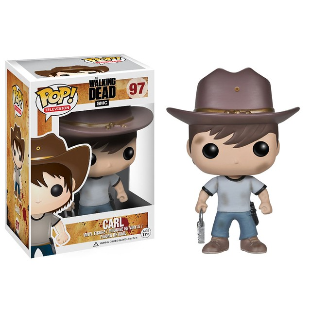 FUNKO POP! Television 系列【陰屍路】The Walking Dead 第四彈