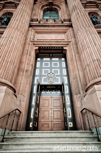 what elegance lies behind these doors?