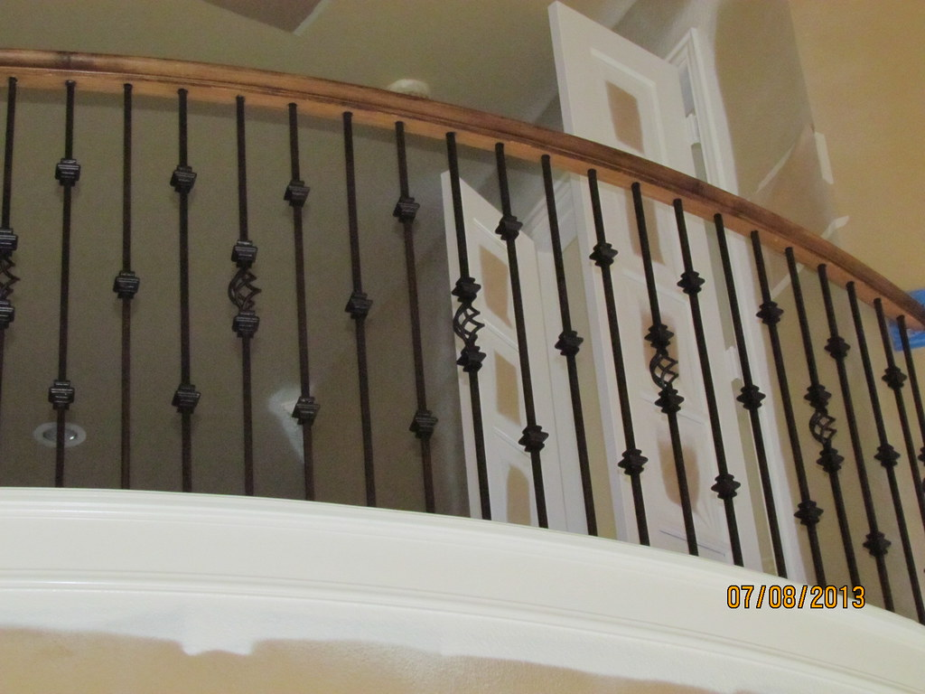 Stair building materials 2 stair balusters Tags building home metal stairs