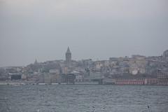 Uzaktan Galata Kulesi