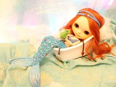 Little Blythe Mermaid