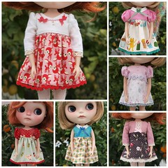 New dresses! (Please read)