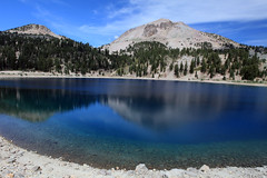 Lassen Volcanic National Park (Mark Bayes Photography) Tags: california lake nationalpark rocks cone steam erosion caldera dome heat plug shield sulfur quartz opal acidity lassen hotsprings cinder cascaderange carbondioxide foolsgold lassenvolcanicnationalpark gases ironpyrite subduction strato clearsprings kaolin fumaroles lakehelen volcanism turbid northamericanplate volcanicactivity runoffchannels presidenttheodoreroosevelt warmpools steamingfumaroles gordaplate cinderconenationalmonument lassenpeaknationalmonument mounttehamascaldera solfataricalternation spatteringmudpots