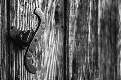 Lucky Door   ///   Puerta Afortunada (Walimai.photo) Tags: door bw white black byn blanco branco de los puerta nikon san noir negro preto explore gallegos blanc 18105 felices d7000