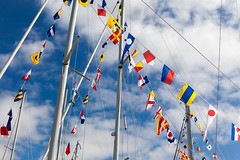 Colorful Signal Flags | Signarama