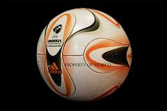 F50 UEFA EURO U-21 THE NETHERLANDS 2007 ADIDAS MATCH USED BALL 06 (ykyeco) Tags: netherlands ball football fussball euro top soccer ballon used match bola adidas uefa 2007 pelota u21 palla f50 balon pallone the    omb   spielball