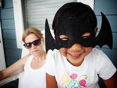 Batgirl (bOw_phOto) Tags: lumix olympus panasonic batgirl f25 dg omd 14mm em5