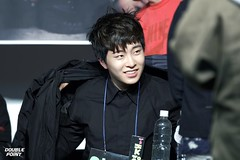 140319 GOT7 8th Fansign Event (All Credit On Pic) Tags: jr jb bambam youngjae jacksonwang marktuan yugyeom 8thfansign