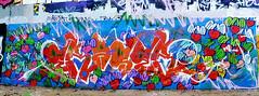 Vol de Coeurs Beaux (HBA_JIJO) Tags: urban streetart france graffiti letters exit ivry lettring lettrage ivrysurseine artistegraffeur hbajijo