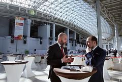 ¬торой день работы –оссийского инвестиционного форума