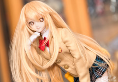 Queen Bee (帝王赤) Tags: shokuhou misaki queen bjd dd dollfie dream doll volks japanese toy animate figure heero nikon d810 bfigure
