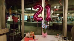 A memorable 21st birthday party # 21st # 21st birthday # 21st birthday party # party # event # venue # function # function room # party venue # function venue # waterfront view #harbourkitchen #