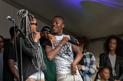 """Rappers at Tramlines Festival 2016 (Tim Dennell) Tags: tramlines festival 2016 largest urban europe sheffield uk england music dance entertainers """"timdennell"""""""