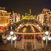 Disney Town Square from above