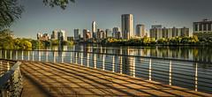 1st Weekend of Spring in Austin (keith_shuley) Tags: austin texas dawn skyline sunrise boardwalk ladybirdlake downtown olympus
