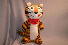 Kellogg's Tony Tiger Stuffed 2 (toyfun4u) Tags: kelloggs cereal