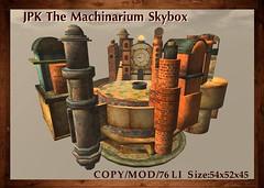 **JPK The Mchinarium Skybox (hekirekika2017) Tags: secondlife skybox machinarium steampunk dieselpunk jpk