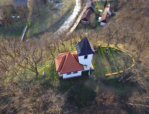 Kaplička Sv. Cyrila a Metoděje - DJI_0023