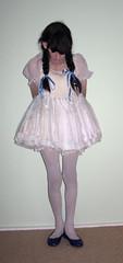 Underpinnings (marcia2015au) Tags: petticoatpunishment sissy crossdresser crossdressing dressing cosplay petticoats littlegirl adultlittlegirl partydress partyfrock