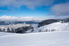 Skiwelt (bernardush) Tags: skiwelt snow pistes sky clouds austria winter