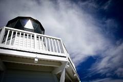 Manukau Heads Lighthouse (NickPaulsen) Tags: newzealand scenery auckland manukau peninsula lighthouse