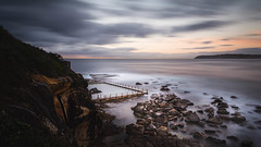 North Curl Curl Sunrise (StephEvaPhoto) Tags: 6d northernbeaches canoneos fullframe australia newsouthwales new south wales canoneos6d sydney canontse24mmf35liitiltshift northcurlcurl nsw