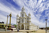 St. Andrew's Church Manakudi, Kanyakumari, Tamilnadu, India (Anoop Negi) Tags: st andrews church manakudi manakudy tamilnadu india kanyakumari religion architecture outdoor road tsunnami 2004 2017 now panorama blue sky skies clouds belief landscape photo photography anoop negi ezee123 easter good friday