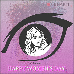 Wish you all a Happy Womens Day..!! (bhartieye) Tags: bharti eye eyecare delhi services refractive retina asthetics care cataract lasik catract laser happy womens women woman day international phacoemulsification phacocataract phacoemulisification ophthalmology oculoplasty hospital foundation glucoma glaucoma