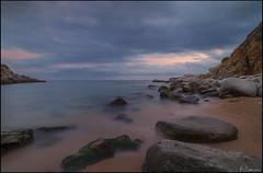 Es Codolar (antoniocamero21) Tags: marina color foto sony rocas amanecer cielo brava costa tossa girona catalunya
