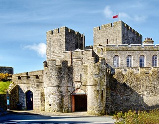 Castle Rushen Castletown Isle of Man.