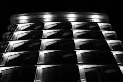 Freiburg, Germany (lux verum) Tags: freiburg architecture architektur city stadt germany deutschland building gebäude contrast kontrast bnw schwarzweis monochrome einfarbig bw panasonicdmcg6 mft lumixg6 microfourthirds lux verum luxverum longexposure langzeitbelichtung langzeit nachtaufnahme bulb langzeitaufnahme night nacht nightphotography nachtfotografie blackandwhite
