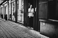 (Mister G.C.) Tags: street urban photography blackandwhite bw hannover germany