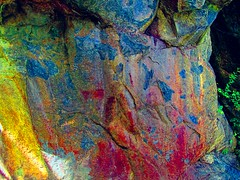 IMG_0069 - BONGANI Spot 2_lds (HerryB) Tags: 2017 southafrica afrique afrika sar sonyalpha77 sonyalpha99 tamron alpha bechen fotos photos photography sony herryb mpumalanga rockart rockpaintings peintres rupestres san zeichnungen höhlenmalerei paintings bushmen buschmänner dstretch harman jon jonharman enhance falschfarben restauration bongani lodge mountain bonganimountainlodge spot1