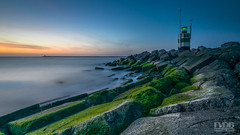 Green Lantern (Explore) (Frans van der Boom) Tags: groen fvdb nikon netherlands holland d5200 decisive moment creative flickr flickriver explore best camera prime lens eyed eye scene photography ijmuiden lighthouse