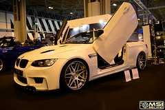 Lambo BMW! DSC_1541 M3 - (MSI Ireland) Tags: carshows car supersports supercar sportscars special autosports automobile bmw m3 bmwm3 bmwm3convertiblelambodoors lambo nec modified