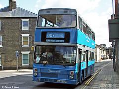 141 (A441 UUV) - Drummer Street / Parkside, Cambridge (didsbury_villager) Tags: cambridgeblue 141 a441uuv cambridge