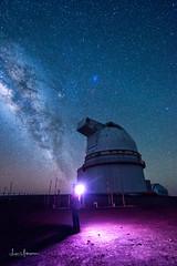 Milky Way Above Mauna Kea Summit 04:2017 03 (JUNEAU BISCUITS) Tags: milkyway astronomy astrophotography stars skyscape observatory hawaii maunakeasummit maunakea lava volcano bigisland nikond810 nikon