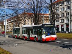 Irisbus Citybus 18 (Agora L) - PID 6547 (Pi Eye) Tags: bus autobus prague praha pid dpp renault rvi irisbus agora karosa citybus articulé gelenk agoral citybus18