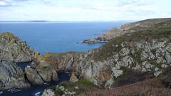 La vie poétique / 327 - Côte nord du Cap Sizun - Goulien - Finistère - Printemps 2017 (jeanyvesriou1) Tags: falaises cliffs acantilados scogliere rochers rocks penascos scoglii lecapsizun goulien mer mare sea