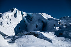 Matanuska Glacier-22 (WorbJay) Tags: alaska glacier blue winter snow ice mountains hike white