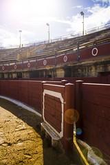 _MG_6265 (Chacho381) Tags: burladero toro torero plaza de toros espartinas sevilla andalucia