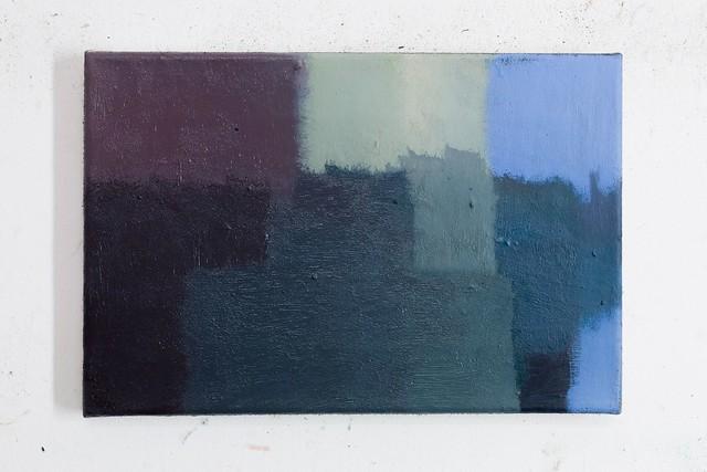 30x50cm, Eggtempera,Oil/Pigment, 2017