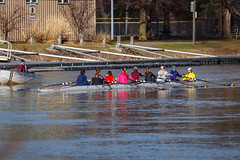 IMG_0897March 29, 2017 (Pittsford Crew) Tags: gwc geneseeriver practice spring crew rowing